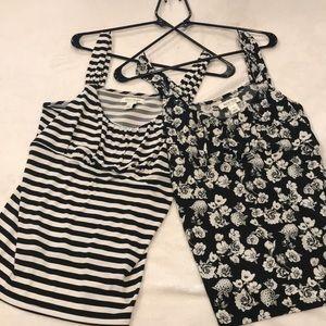 White House Black Market Dress Tops XL